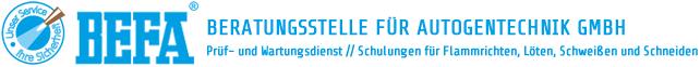 BEFA - Beratungsstelle für Autogentechnik GmbH